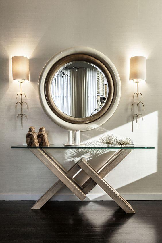 oglinzi cu rama de lemn