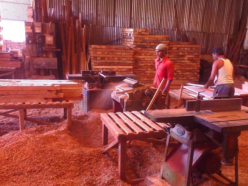 praf de lemn