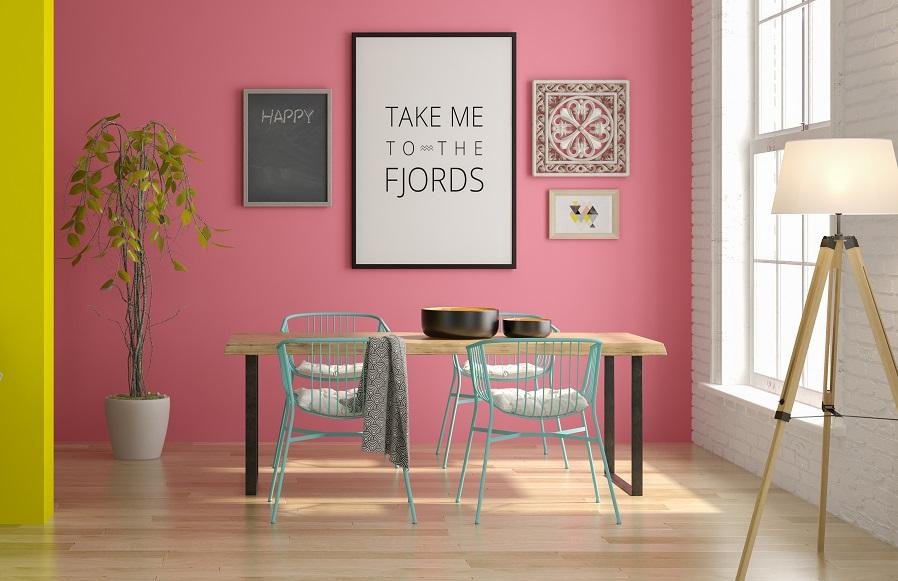 Cum alegi masa și scaunele pentru a fi ușor de folosit în spațiul alocat și a sta confortabil